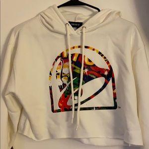 Taco Bell Crop-Trop Sweater